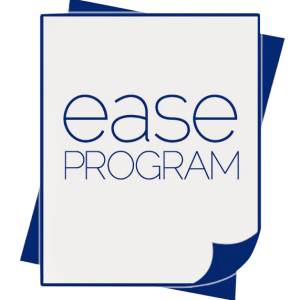 EASE program logo