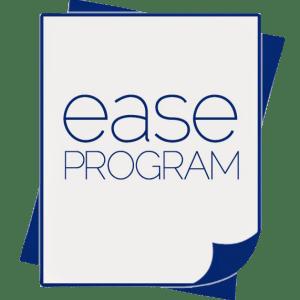 EASE program logo