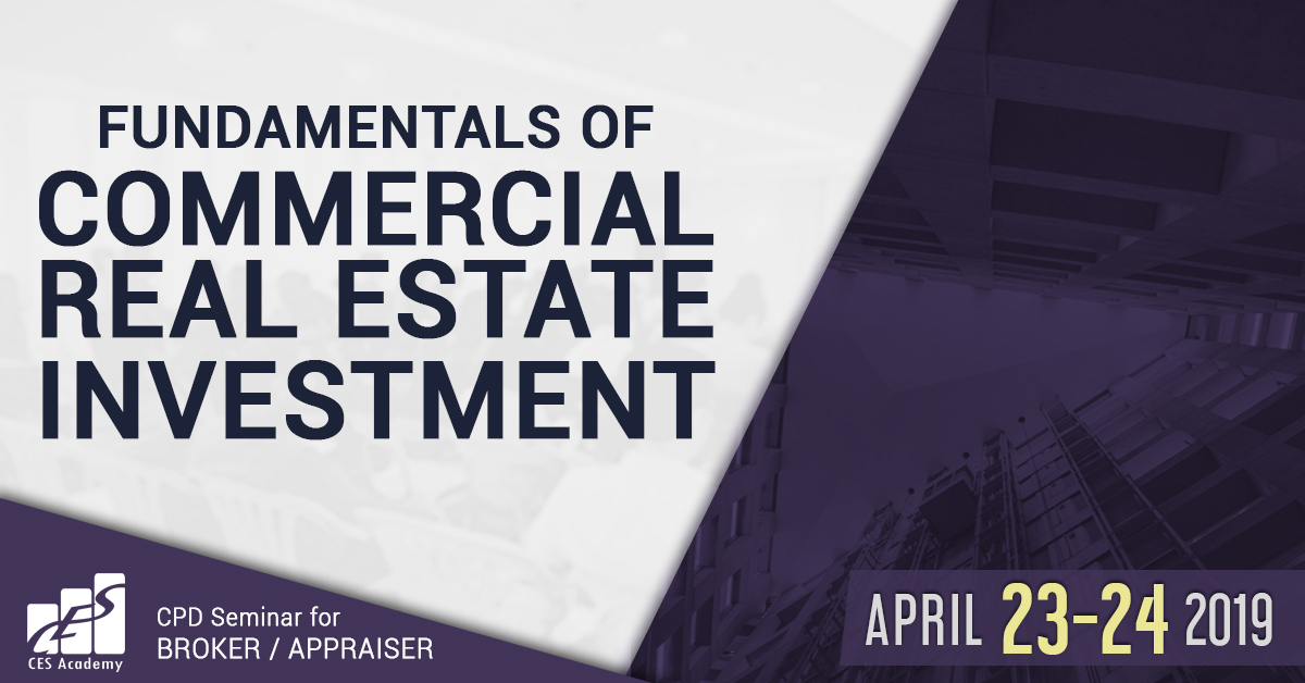 Fundamentals of Commercial Real Estate Investment