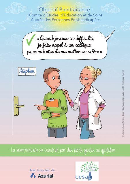 La Bientraitance Dans Les Soins : bientraitance, soins, Promouvoir, Développer, Bientraitance, CESAP