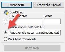 BootStrap-Emule-Adunanza-kadu