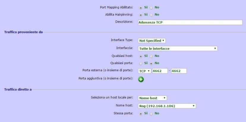 Porte-Router-Fastweb