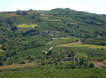 I luoghi Pavesiani  Cesare Pavese
