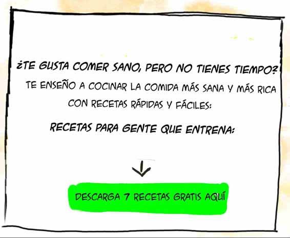 Descarga 7 recetas gratis aquí - introducción al copy - Cesar Escalona