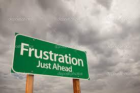 Frustración