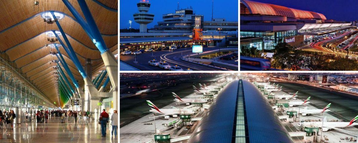 Aeropuertos, la imagen de calidad de un país