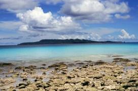 S.P. Vijaykumar. Bompoka Islands from Terassa Nicobar archipelago. 2003.