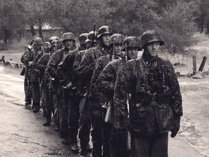 Physical Training: Waffen Ss Physical Training