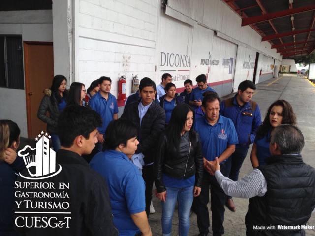 Universidad de gastronomía en Pachuca