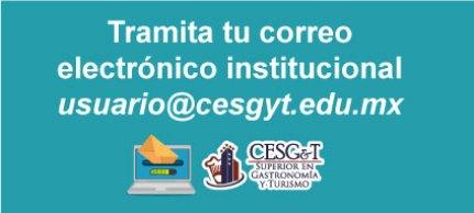Solicitud Correoe electrónico institucional