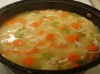 polévku