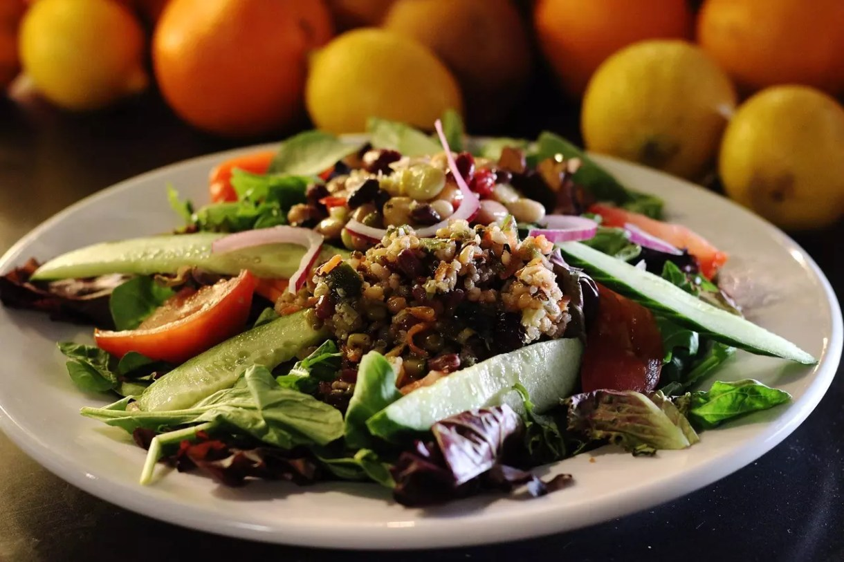 Salad Quinoa Healthy