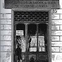 Società Biblica in Italia