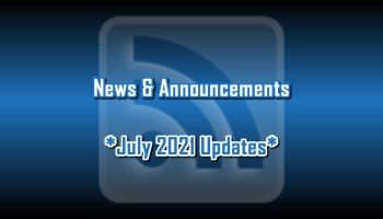 July 2021 Updates - News & Announcements from C. E. Snyder Marketing LLC