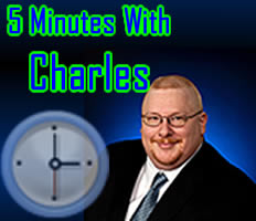 5 Minutes With Charles - The Marketing Ninja