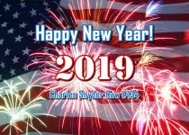 Happy New Year 2019 from C. E. Snyder Marketing LLC!