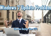 Windows 7 Update Problem - Charles Snyder Raw #74: It's unscripted, unplanned and uncooked!