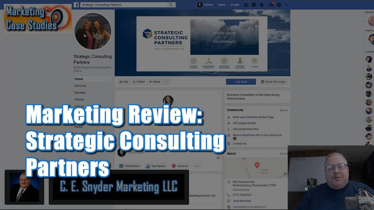 Strategic Consulting Partners