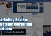 Marketing Case Studies by C. E. Snyder Marketing LLC - 002 Strategic Consulting Partners