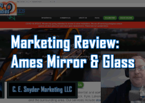 Ames Mirror and Glass - Marketing Case Studies 004 by C. E. Snyder Marketing LLC