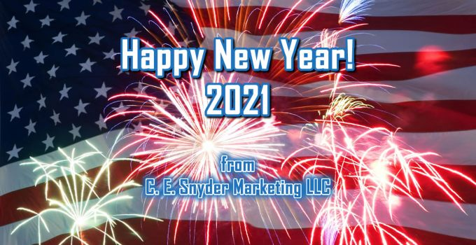 December 2020 Updates - News & Announcements from C. E. Snyder Marketing LLC