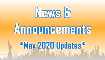 May 2020 Updates - News & Announcements from C. E. Snyder Marketing LLC
