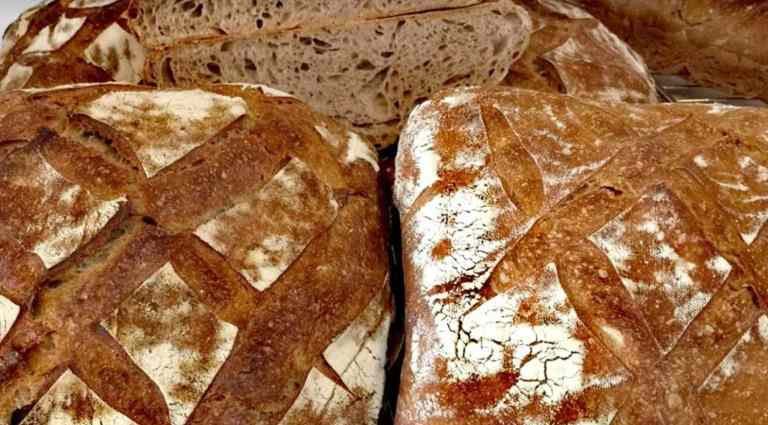 Le pain salvator a la préfecture à Marseille