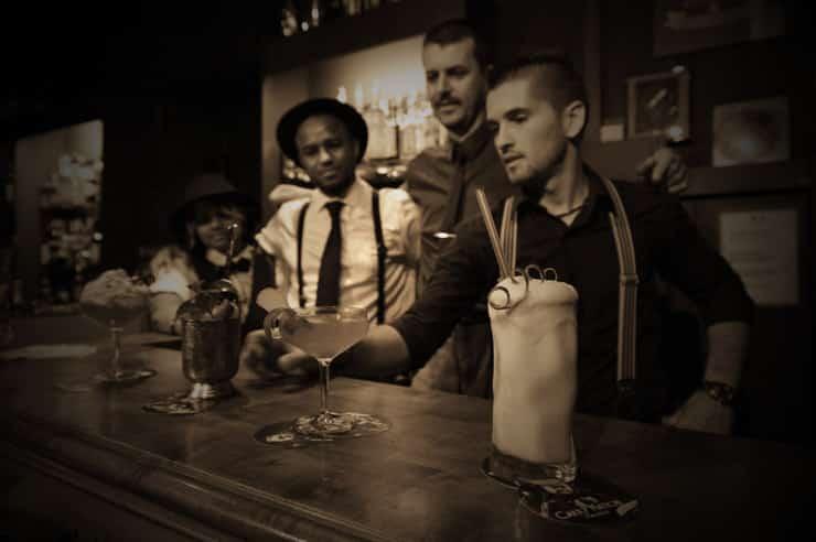 Le carry nation bar a cocktails dans le 6eme arrondissement de marseille