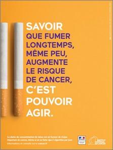 Le Savoir C Est Le Pouvoir : savoir, pouvoir, Cespharm, Tabac, Cancer, Savoir, C'est, Pouvoir, Affiche