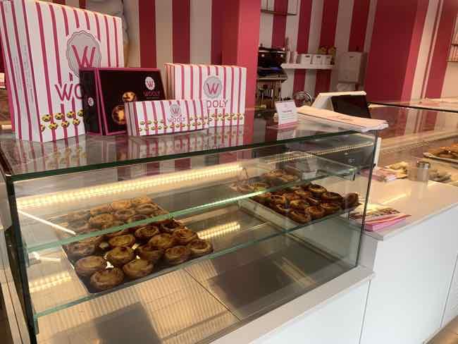 """""""Wooly"""" pâtisserie à St Gilles : franchise avec fond de commerce à céder"""