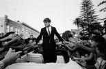 Kennedy Campaignin in California, 1968   ©Steve Schapiro