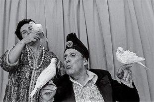'Mago Karman', de la serie 'El circo' (1988)