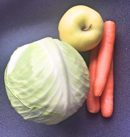 slaw veg
