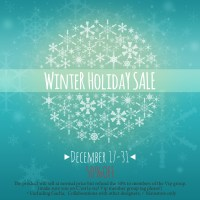 ::C'est la vie !:: WINTER HOLIDAY SALE 50%OFF