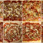 4.týden- pizza, škola a půl maraton