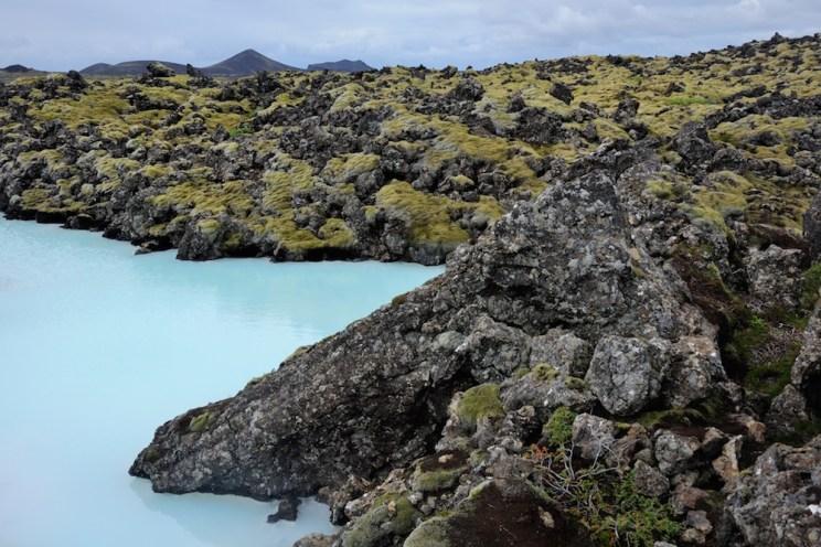 Okolí Modré laguny