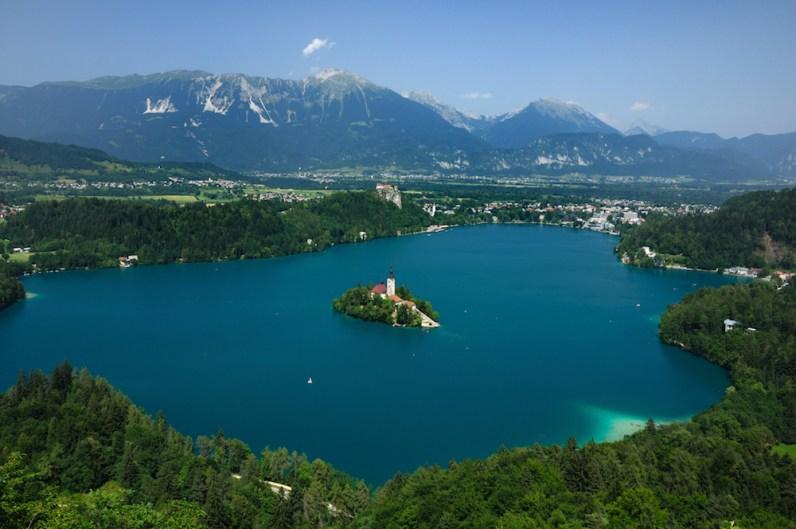Jezero Bled