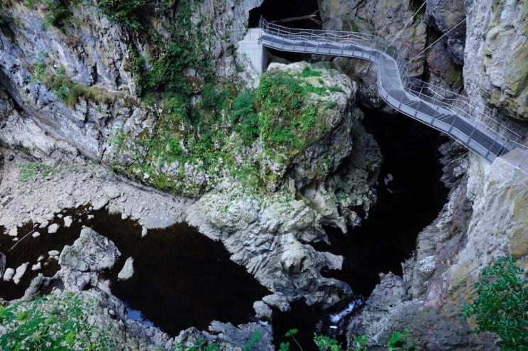 Škocjanské jeskyně