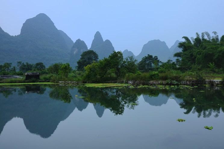 Řeka Yulong