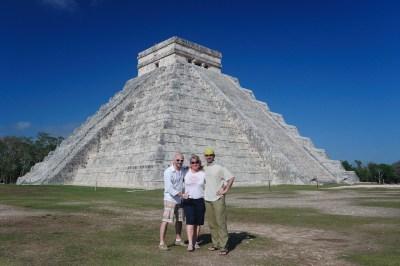PeeGees v Mexiku