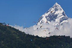 Mount Machhapuchchhre