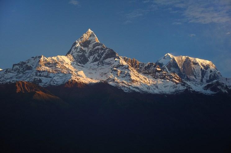Mount Machhapuchchhre, Annapurna III