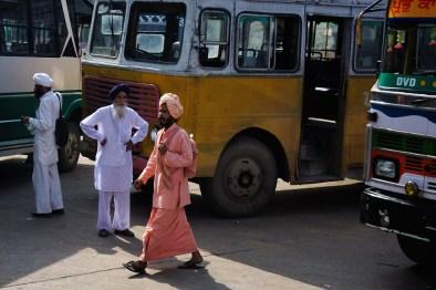 Cestou do Amritsaru