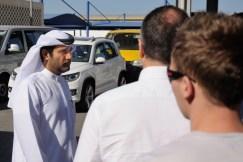 Dubaj | Návštěva u kolegů
