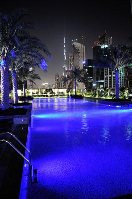 Dubaj | JW Marriott Marquis