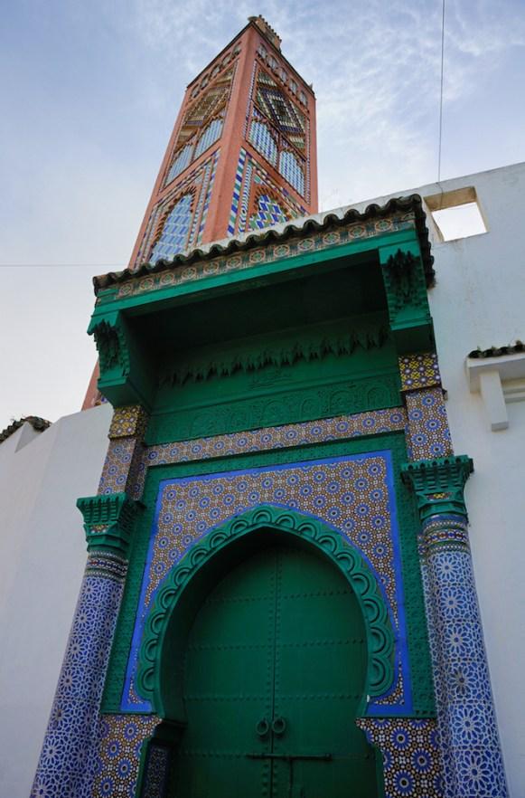 Tanger   Mešita
