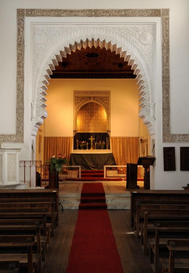Tanger   Kostel