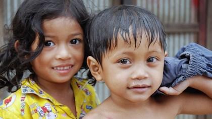 Kambodža & Bangkok 2007