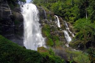 Národní park Doi Inthanon | Vodopád Mae Vachiratharn