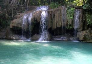 Národní park Erawan | Druhý stupeň ze sedmi